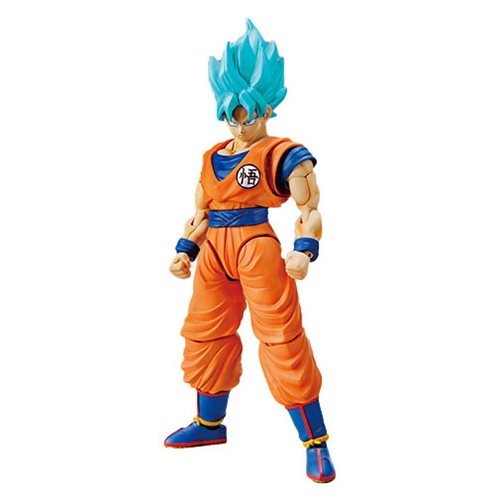 Dragon Ball Super Super Saiyan God Super Saiyan Son Goku Figure-Rise Standard Model Kit