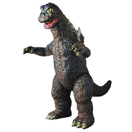 Giant Godzilla Sofubi Kaiju Shingeki Version Vinyl Figure