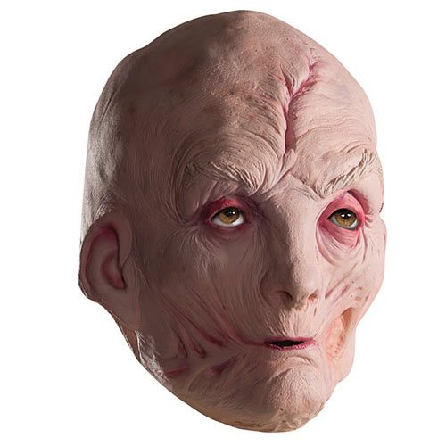 Star Wars: The Last Jedi Leader Snoke 3/4 Mask