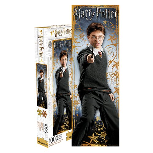 Harry Potter 1,000-Piece Slim Puzzle