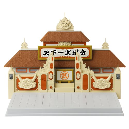 Dragon Ball Super Dragon Stars World Martial Arts Tournament Stage Display Playset
