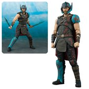 Thor Ragnarok Thor and Tamashii Effect Thunderbolt Set SH Figuarts Action Figure P-Bandai Tamashii Exclusive
