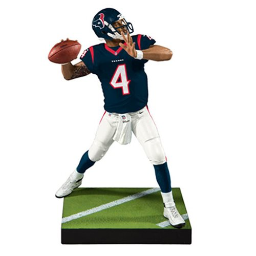 NFL Madden 19 Ultimate Team Series 2 Deshaun Watson Action Figure