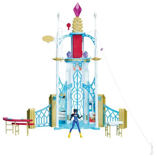 DC Super Hero Girls Super Hero High Playset