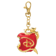 Disney Descendant Colored Pewter Key Chain