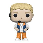 NSYNC Justin Timberlake Pop! Vinyl Figure, Not Mint