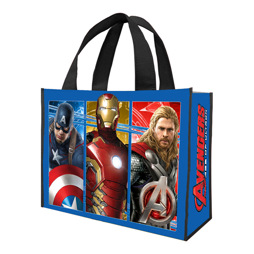 Avengers: Age of Ultron Large Recycled Shopper Tote