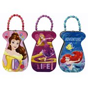 Disney Princesses Tall Purse Tin Tote Set