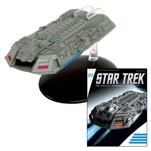 Star Trek Starships Federation Holo Ship Die-Cast Vehicle with Collector Magazine #85