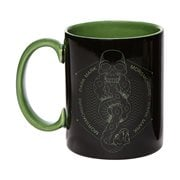 Wizarding World of Harry Potter Dark Mark 14 oz. Mug