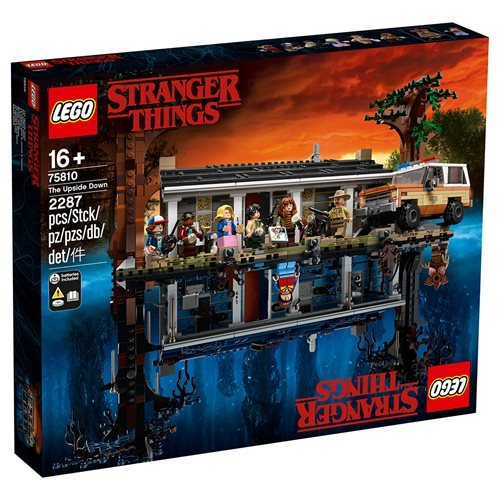 LEGO 75810 Stranger Things The Upside Down