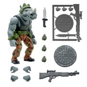 Teenage Mutant Ninja Turtles Ultimates Rocksteady 7-Inch Action Figure