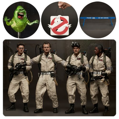Ghostbusters 1984 Classic 1 6 Scale Collectible Action Figure 5 Pack