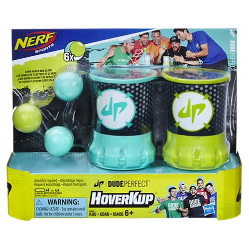 Nerf Sports Dude Perfect HoverKup