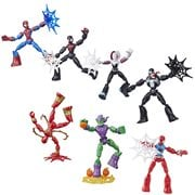 Spider-Man Bend-and-Flex Action Figures Wave 3 Case