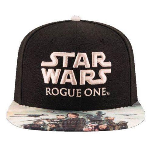 Star Wars Rogue One Hero 950 Snap Back Cap
