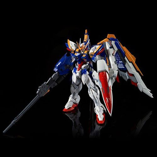Gundam Wing Wing Gundam EW Hi-Resolution 1:100 Scale Model Kit