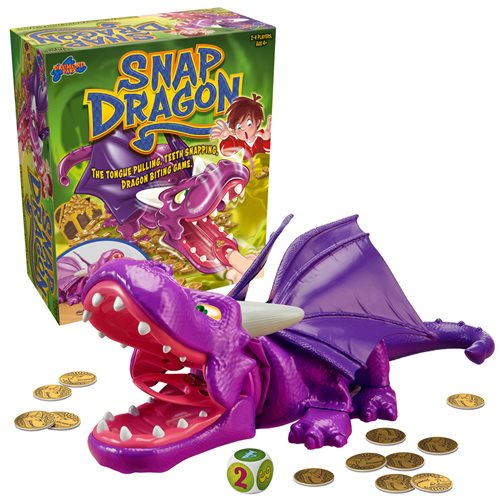 Snap Dragon Kids Action Board Game