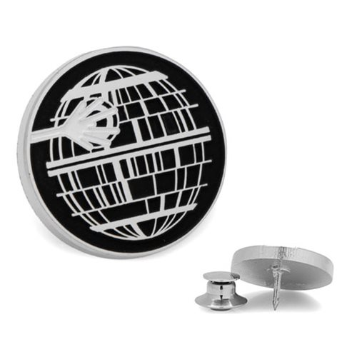 Star Wars Death Star Glow in the Dark Lapel Pin