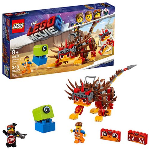 LEGO 70827 The LEGO Movie 2: The Second Part Ultrakatty & Warrior Lucy!