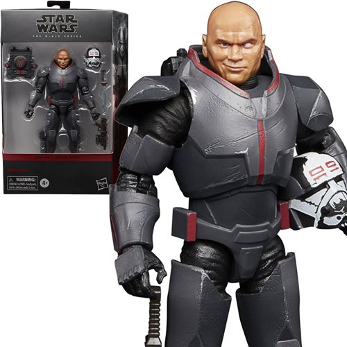 Star Wars The Black Series Wrecker 6-Inch Action Figure