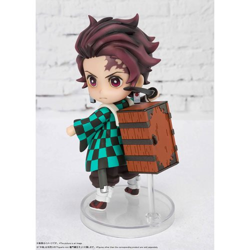 Demon Slayer Tanjiro Kamado Figuarts Mini Statue