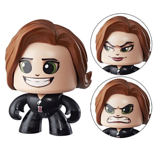 Marvel Mighty Muggs Black Widow Action Figure