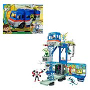 Ben 10 Rustbucket Deluxe Transforming Vehicle Playset