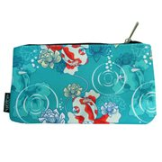 Pokemon Goldeen Lotus Flowers Pencil Case