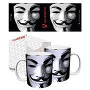 V for Vendetta Mask 11 oz. Mug