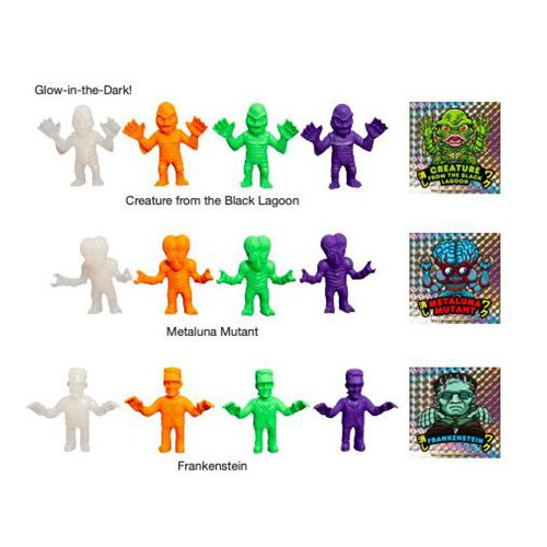 Universal Monsters Keshi Surprise Series 1 6-Pack