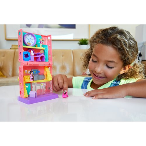Polly Pocket Pollyville Pet Place