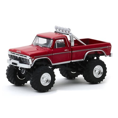 Kings of Crunch Series 6 Godzilla 1974 Ford F-250 1:64 Scale Monster Truck