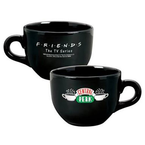Friends TV Series Soup Mug