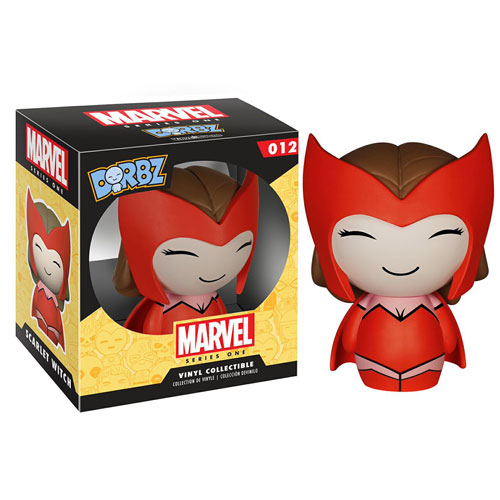 Scarlet Witch Marvel Series 1 Dorbz Vinyl Figure