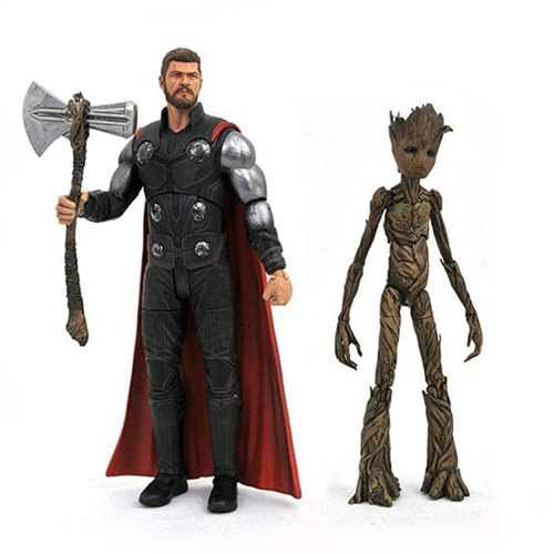 Marvel Select Avengers: Infinity War Thor Action Figure