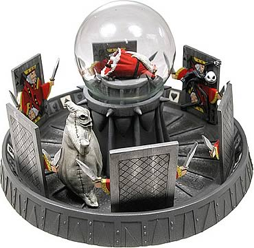 nbx 2003 casino snow globe