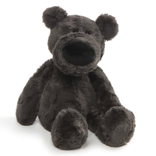 Henry Bear Black 17-Inch Plush