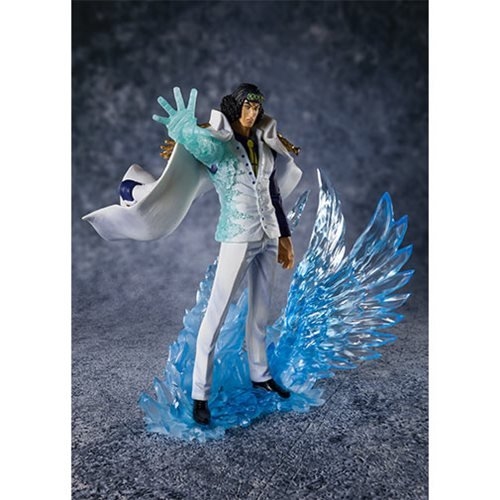 One Piece The Three Admirals Kuzan Aokiji FiguartsZERO Statue