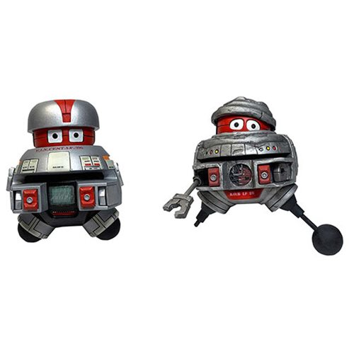 Disney Select Classic Series 1 The Black Hole  V.I.N.CENT and B.O.B. Action Figures