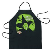 Wizard of Oz I Am A Witch Apron