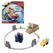 Cars 3 Splash Racers Barrel Blowout Playset