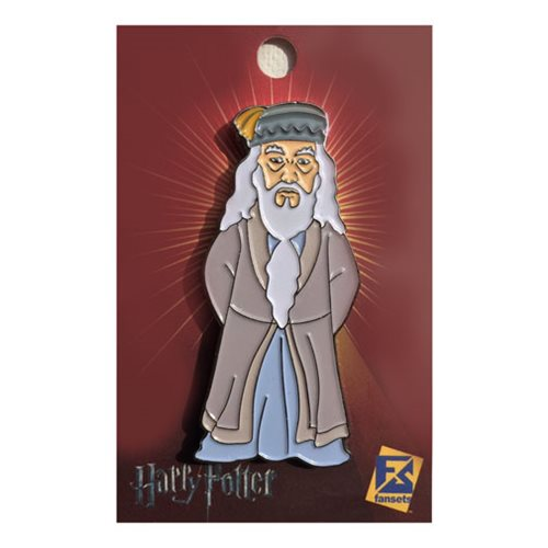 Harry Potter Professor Albus Dumbledore Pin