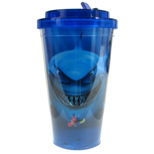 Finding Nemo 16 oz. Flip-Straw Travel Cup
