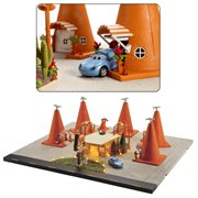 Cars Precision Series Cozy Cone Playset