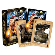 Harry Potter and the Sorcerer's Stone Playing Cards