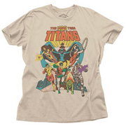 Teen Titans Group T-Shirt - Previews Exclusive