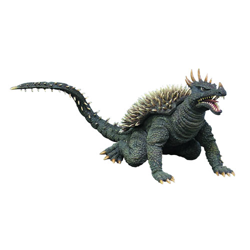 Godzilla Anguirus 1968 Version 12-Inch Vinyl Figure - Previews Exclusive, Not Mint