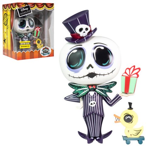 Disney Miss Mindy Nightmare Before Christmas Jack Skellington Glow-in-the-Dark Vinyl Figure - Convention Exclusive