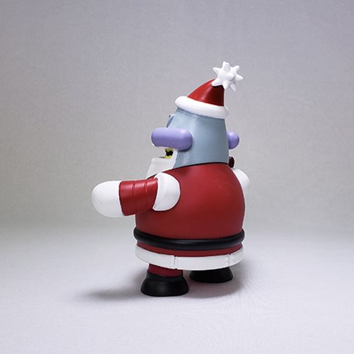 Futurama Naughty Robot Santa 6-Inch Medium Vinyl Figure